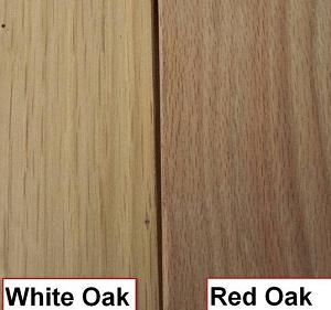 White Oak Vs Red Hardwood Flooring Westchester Ny