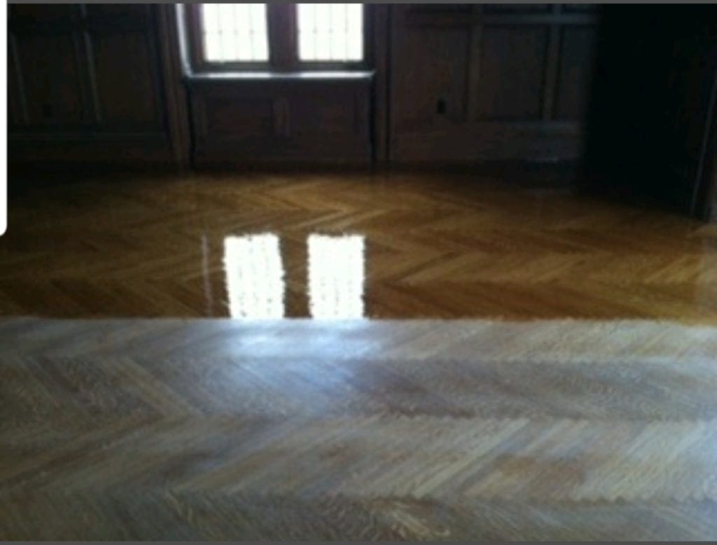 Buff Recoat Or Refinish Hardwood Floors In Westchester Ny