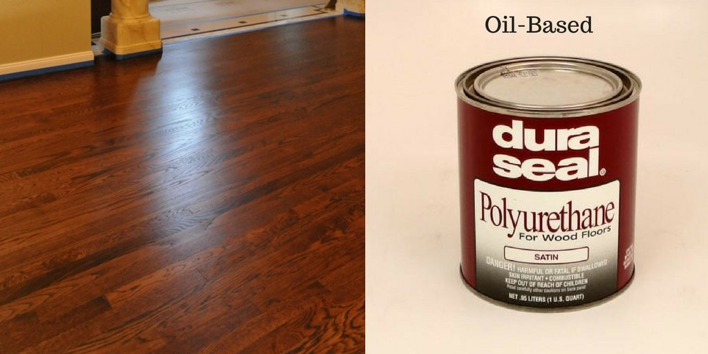 Oil Vs Water Based Polyurethane And Tung Oil Eagle