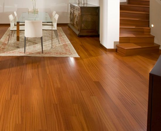 Plywood Flooring Ideas